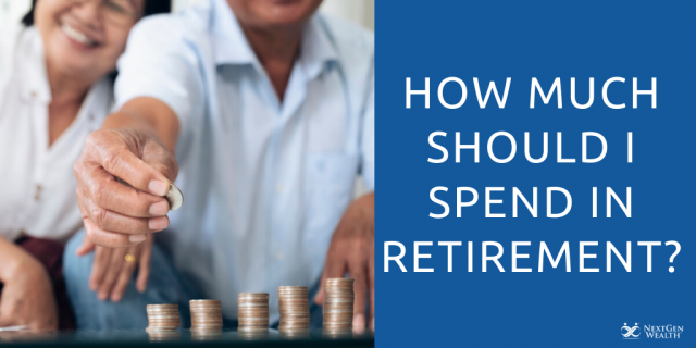 How Much Should I Spend in Retirement?